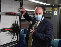MTA Piloting State-of-the-Art Air Filtration and Purification System on Commuter Rails