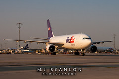 N675FE FedEx | Airbus A300F4-605R | Memphis International Airport