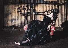 Gas Mask Queen