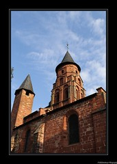 Collonges-la-Rouge. Corrèze- France