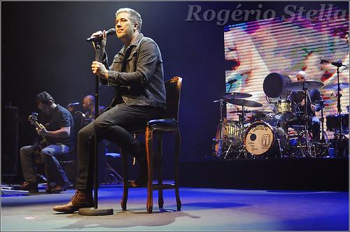 PJ, Rogério Flausino e Paulinho Fonseca - Jota Quest