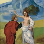 Ludovico Mazzolino, Der ungläubige Thomas - The Incredulity of St.Thomas – Incredulità di San Tommaso - https://www.flickr.com/people/44884174@N08/