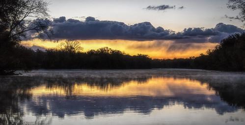 Sunrise along the Grand.....Explore