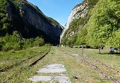 Oloron-Sainte-Marie to Canfranc line/Belchite ruined village