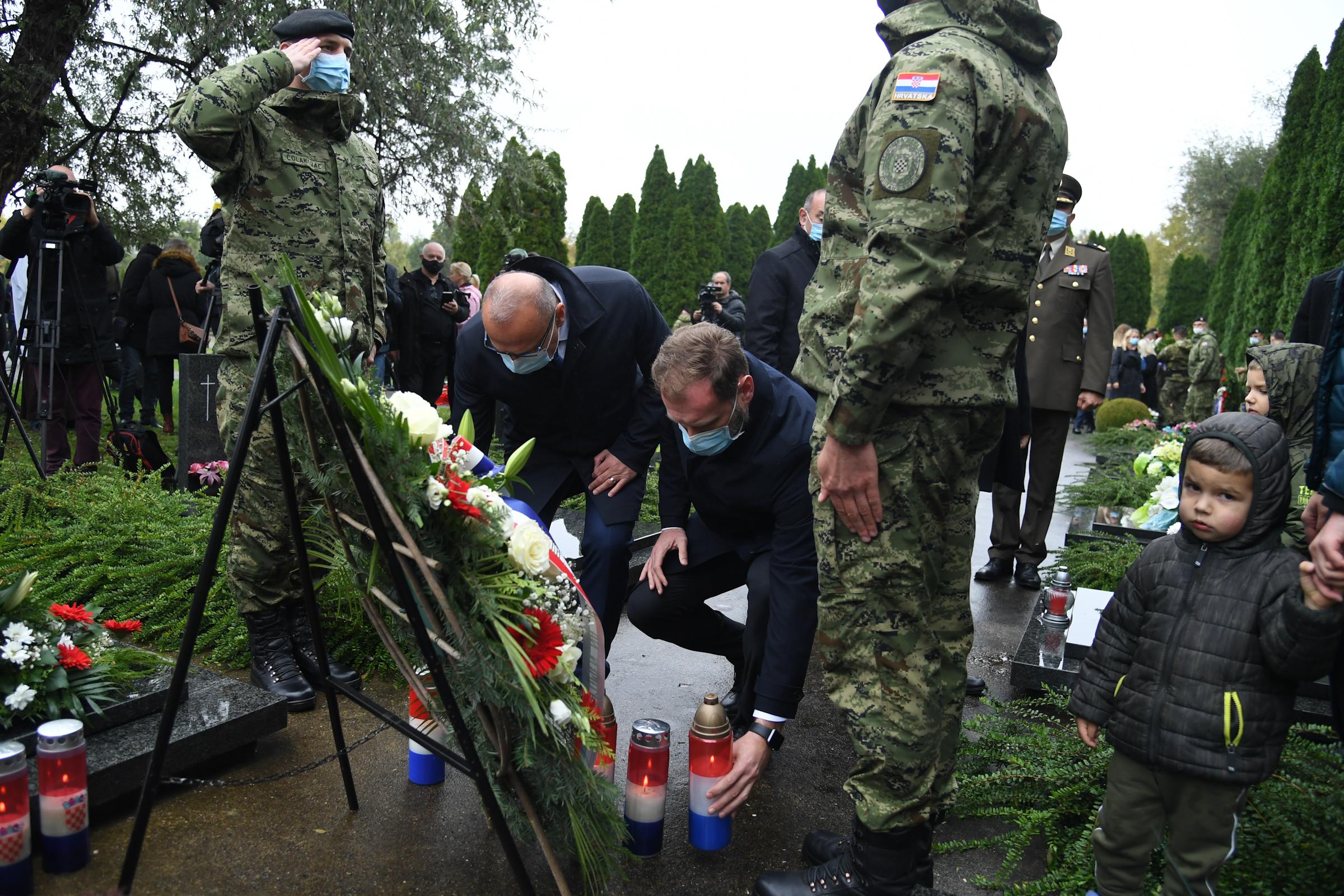 U Vukovaru obilježena 29. obljetnica pogibije generala Blage Zadre