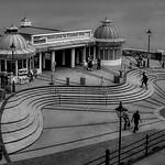 Visiting Cromer Pier by Henry Brzeski