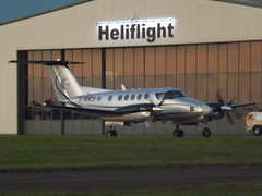 G-WNCH Beech Super King Air 200 (Synergy Aviation Ltd)