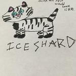 iceshard by Kestrelfeather