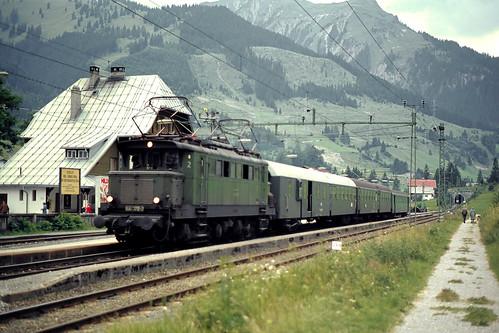 DB 144 076 Bf Lermoos 02.08.1976