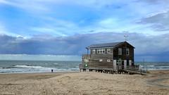 Julianadorp beach: EHBO