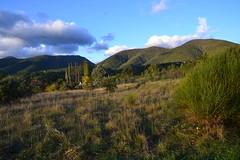 paysage autour de Dieulefit