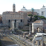 Roman Forum & Palatine Hill, Rome, Italy (01/09/20) - https://www.flickr.com/people/79112365@N06/