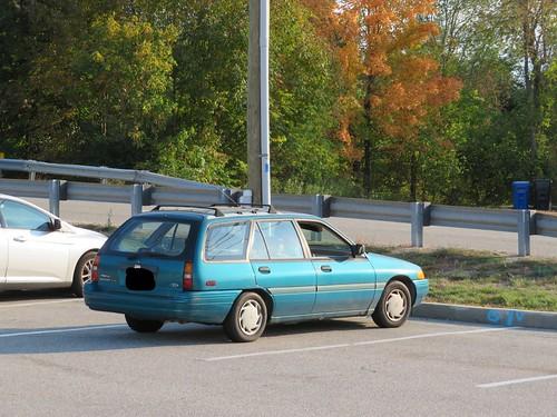 '91-'96 Ford Escort Wagon