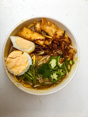 Malaysia Dish - Mee Rebus