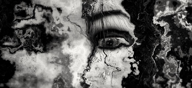 Her inescapable gaze