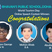 Online speech Contest winners
