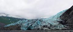 Shoup Glacier near Valdez