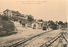 Trains du Mont-Revard (Ligne disparue) France