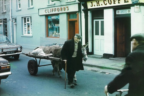 Ireland April, 1973 - Can ANYONE identify the town?