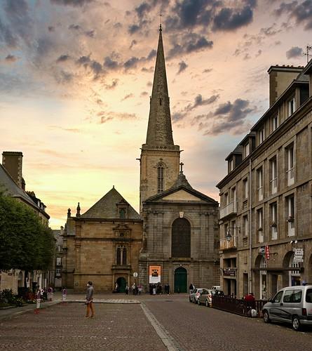 Saint-Malo / Cathédrale Saint-Vincent 12° siècle