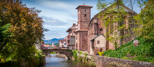 Saint-Jean-Pied-de-Port, France