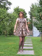 Ladylike stroll