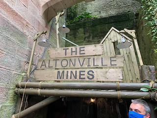 Photo 1 of 7 in the Altonville Mine Tours: The legend of the Skin Snatchers gallery
