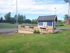 Askim heated artificial  turf soccer field.
