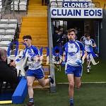 Electric Ireland Ulster Minor Football Championship Cavan V Monaghan