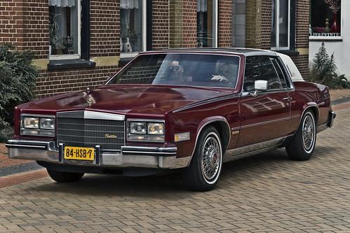 Cadillac Eldorado Biarritz Touring Coupé 1983 (0487)