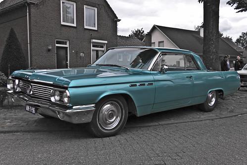 Buick LeSabre Hardtop 1963 (2061)