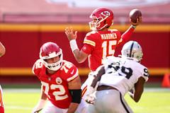2020 Kansas City Chiefs vs Las Vegas Raiders