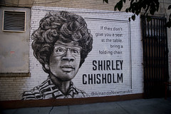 Shirley Chisholm Mural