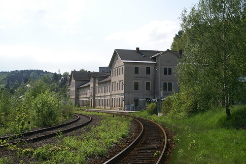 Bahnhof Klingenthal 25-05-2010