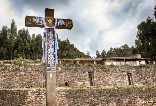 La Cruz del palacio