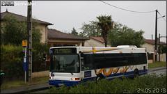 Heuliez Bus GX 317 – CAP Pays Cathare (Transdev) n°73715 / Tisséo n°7365