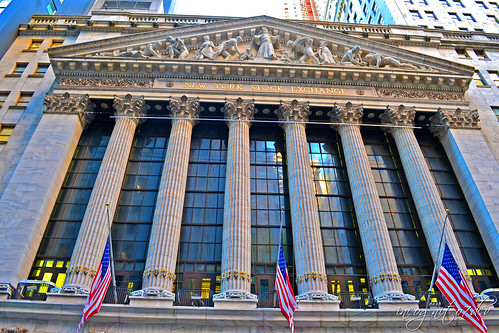 New York Stock Exchange NYSE Wall Street Financial District Lower Manhattan New York City NY P00684 DSC_1290