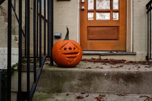 DC Pumpkin