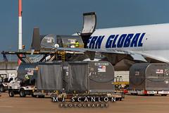 N581JN Western Global Airlines | McDonnell Douglas MD-11F | Memphis International Airport