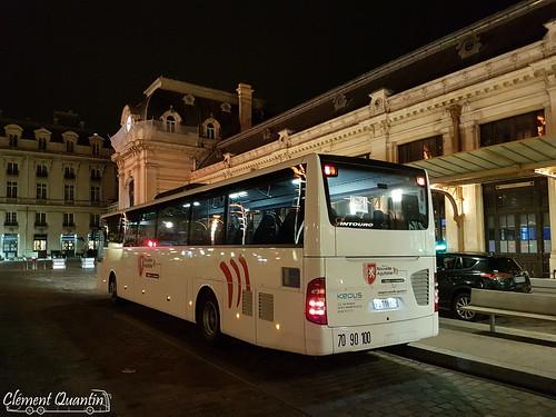 MERCEDES-BENZ Intouro L - 201102 / Keolis Cars de Bordeaux