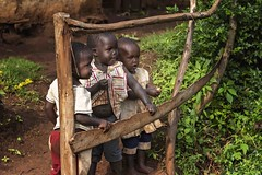 Bagisu Children