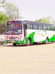 RSRTC Semi Deluxe Bus