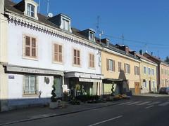 Delle, faubourg d'Alsace