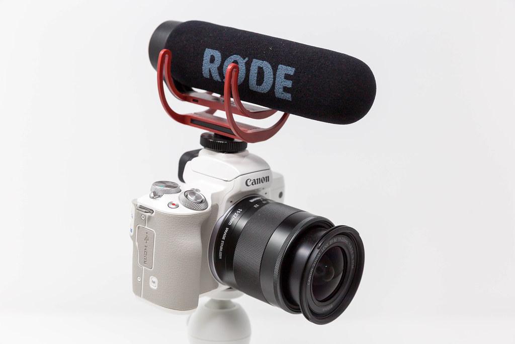 RØDE VideoMic Pro: ein neuentwickeltes, ultrakompaktes Kondensator-Richtmikrofon für DSLR Kameras
