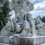 Roma:  Monumento Johann Wolfgang von Goethe a Villa Borghese - Rome: Johann Wolfgang von Goethe Monument in Villa Borghese - Rome: Monument Johann Wolfgang von Goethe dans la Villa Borghese - https://www.flickr.com/people/68701893@N06/