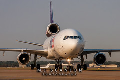 N621FE FedEx | McDonnell Douglas MD-11F | Memphis International Airport
