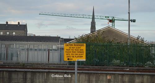 Limerick Colbert Railway Station.