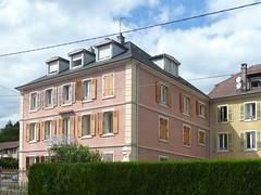 Delle, faubourg de Montbéliard
