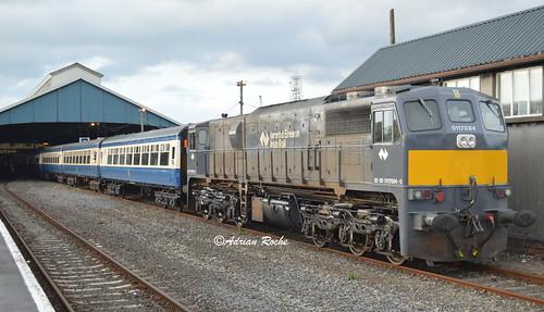 Irish Rail GM 084 & RPSI Western Explorer Limerick Colbert Railway Station.