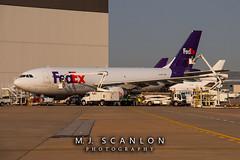 N678FE FedEx | Airbus A300F4-605R | Memphis International Airport